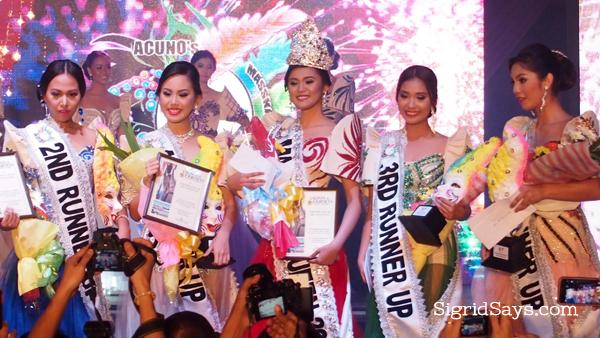MassKara Queen 2016 winners