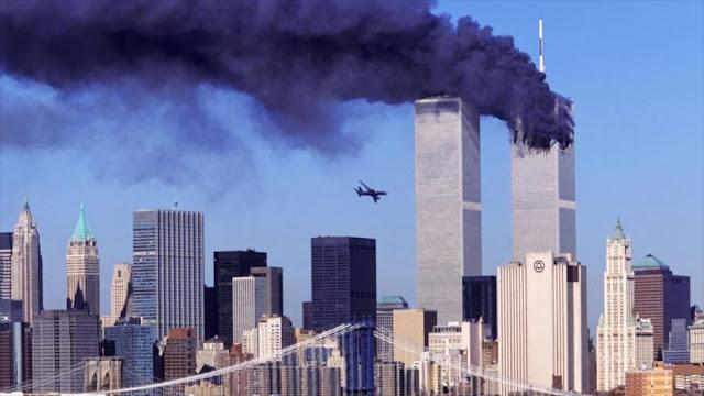 """""""EEUU utiliza atentados 11-S para esconder sus crímenes"""""""