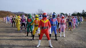 Xem Anime Super Sentai 199 Hero Great Battle - Gokai Gosei 199 Heroes Daikessen VietSub