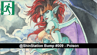 #009 - Poison - Gargoyles - Poison