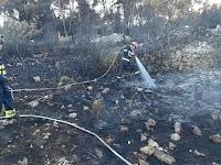 požar Sumartin slike otok Brač Online
