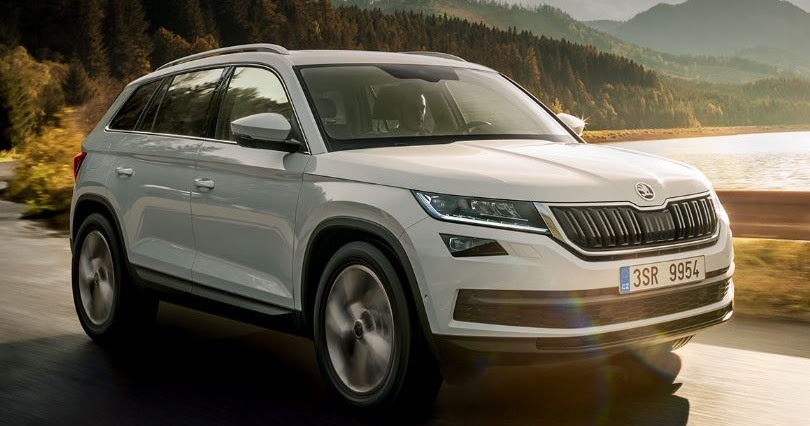 skoda kodiaq suv 7 places voitures 4x4 7 places le guide complet. Black Bedroom Furniture Sets. Home Design Ideas
