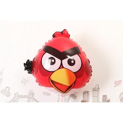 Balon Foil Karakter Angry Bird