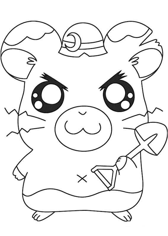 Animes animes animes e seriados desenhos de hamtaro - Hamster dessin anime ...