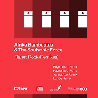 Afrika Bambaataa & The Soulsonic Force - Planet Rock (Remixes) (EP) (2016) - Album Download, Itunes Cover, Official Cover, Album CD Cover Art, Tracklist