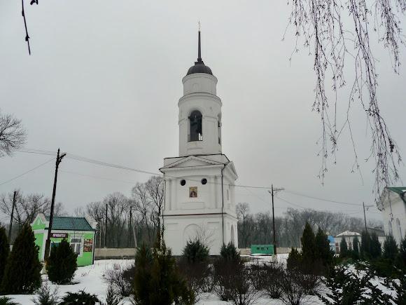 Самарський Свято-Миколаївський монастир. Дзвіниця