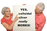 Learn how to make colloidal silver, here...