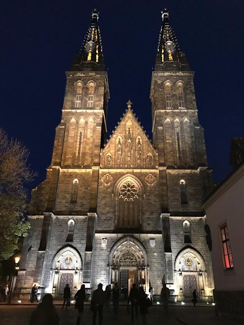 église Saint-Pierre et Saint-Paul Prague