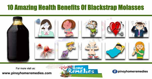 10 Amazing Health Benefits Of Blackstrap Molasses