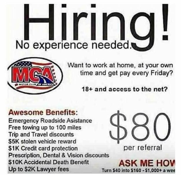 you can join mca now at the link below now hiring sign template – Now Hiring Flyer Template