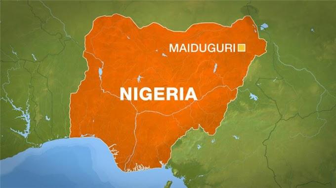 Suspected female suicide bomber kills eight in Nigeria