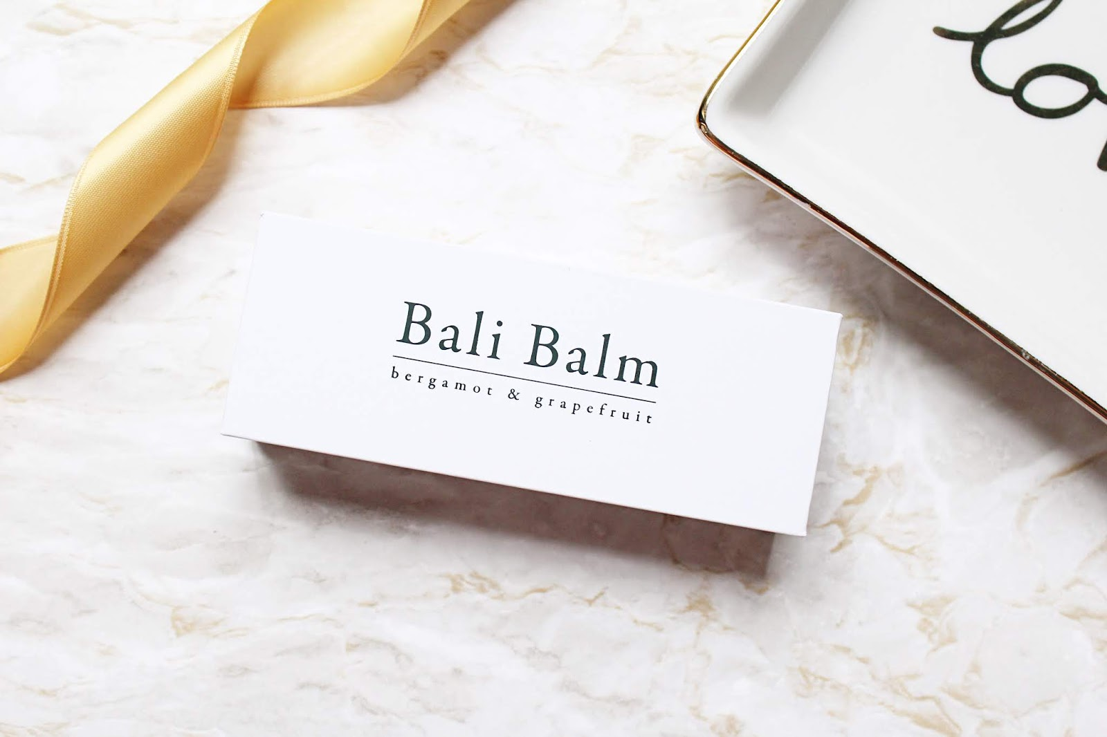 Bali Balm Lip Balm Review