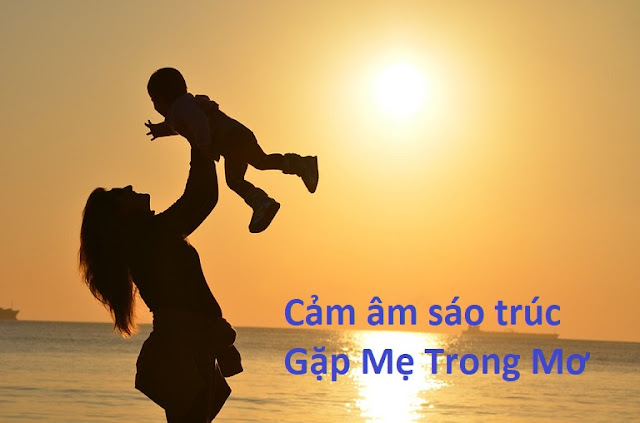 Cam am sao truc Gap me trong mo