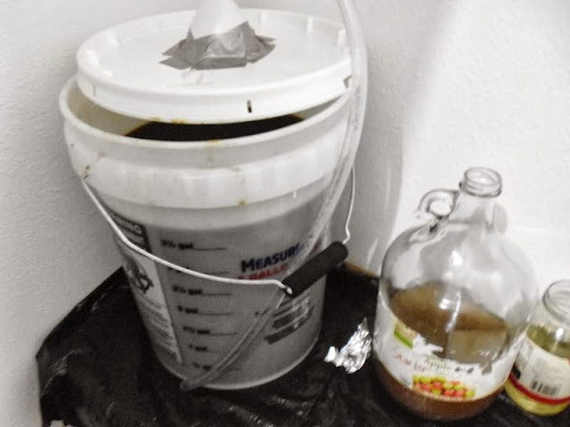 Pitching porter yeast
