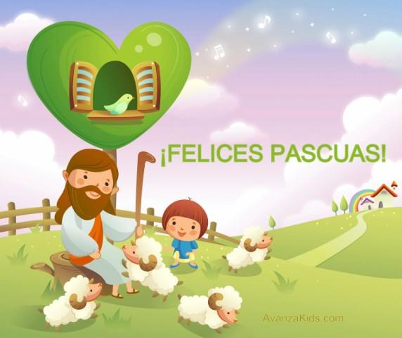 Feliz Pascua Imagenes 2018-