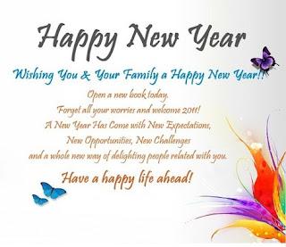 new year saying 2017