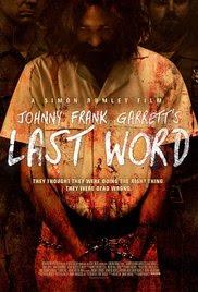 As Últimas Palavras de Johnny Frank Garrett Legendado