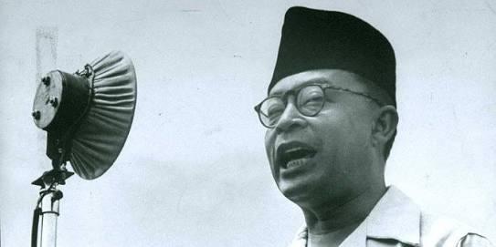Wakil Presiden Pertama Indonesia Adalah Putra Kyai