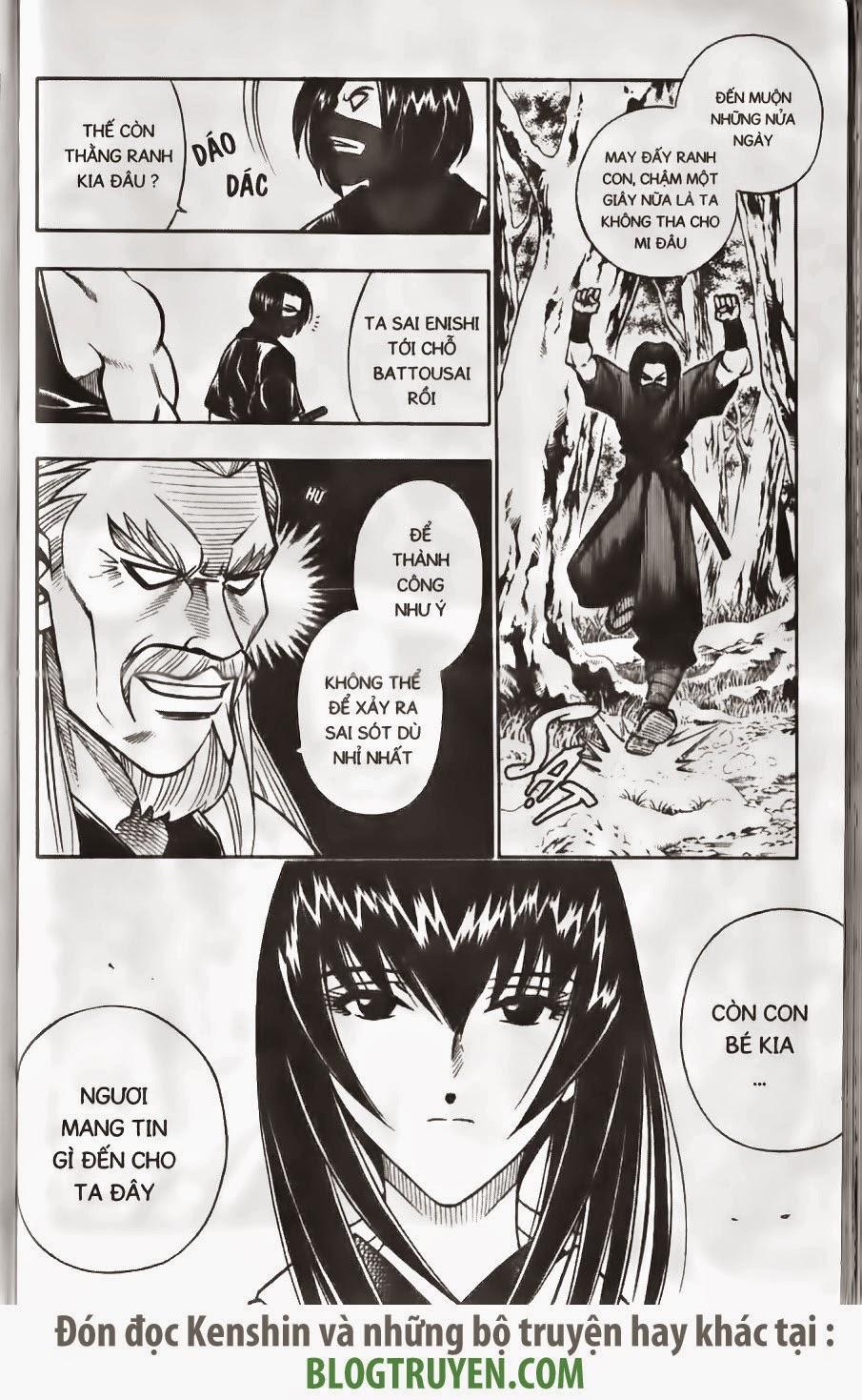 Rurouni Kenshin chap 175 trang 3