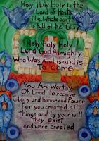 Heaven,the Revelation, book of Revelation, Holy Holy Holy