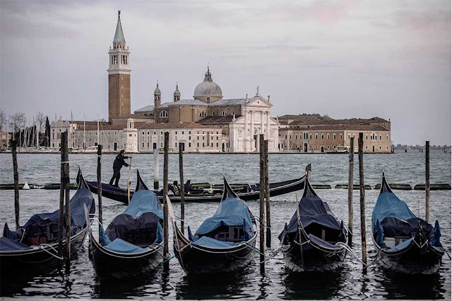 Венеция в апреле 2016