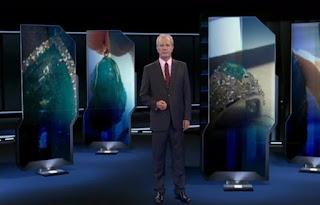 Equipe de TV mostra local onde foi encontrada uma das joias mais caras do mundo, a turmalina Paraíba