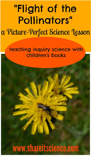 NGSS Science Lesson Bees Pollinators Childrens Books