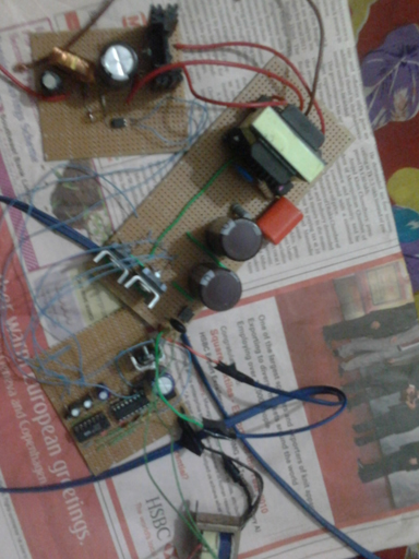 Tahmid's blog: Some of my SMPS circuits