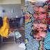 PHOTOS: YOUNG WOMAN GIVES BIRTH TO QUADRUPLETS IN BAUCHI STATE