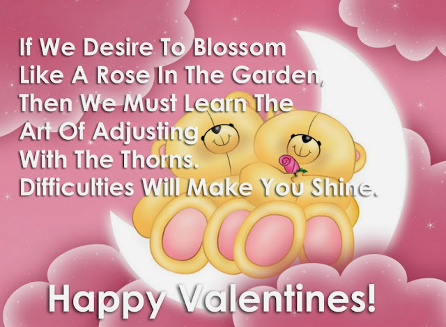 valentine messages for husband