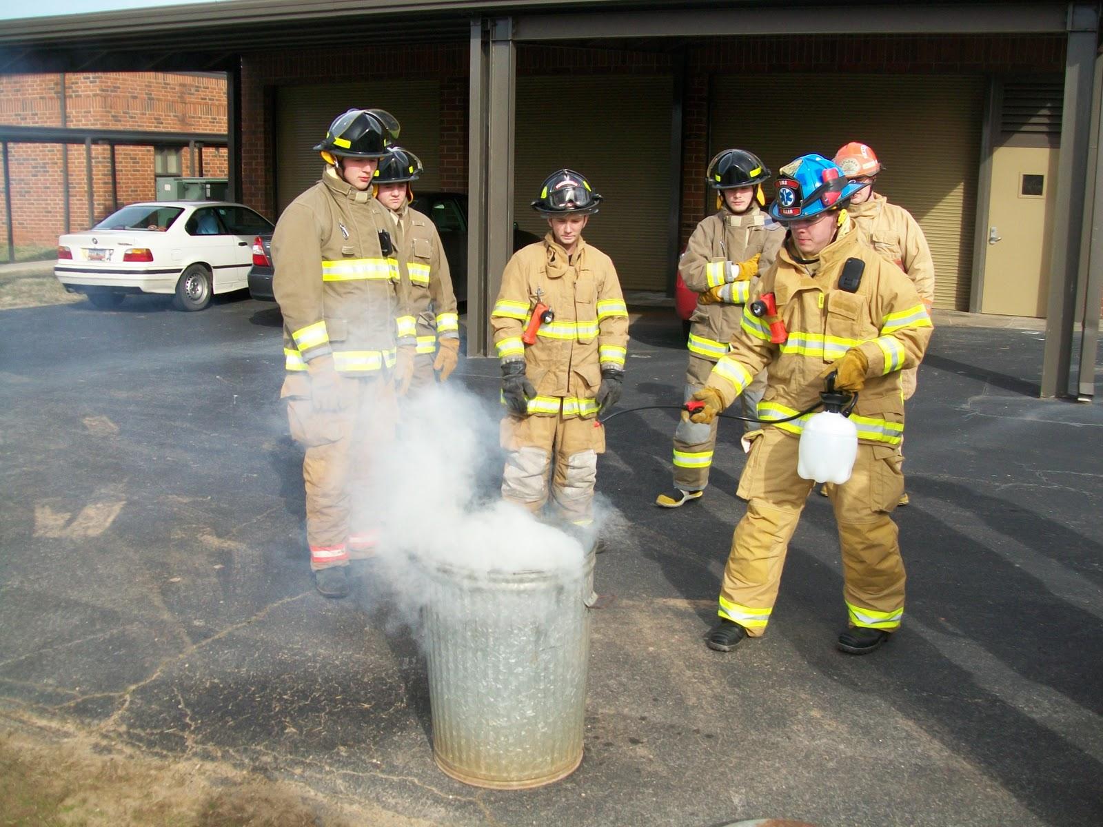 Ctc Firefighting Program Firefighter I Class 2 15 11