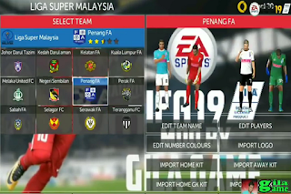 Download FTS 19 Super Mod FIFA 19 Full Competitions New Update 2018/2019 Apk Data Obb