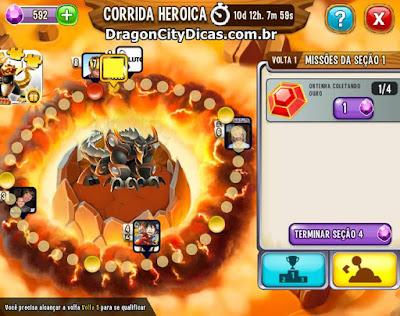 Corrida Heroica 19 - Portal - Passos do Evento!