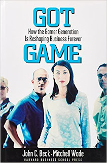 Got Game: How The Gamer Generation Is Reshaping Business Forever by John C. Beck (2004-10-01)