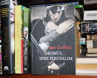 Drumul spre Ierusalim de Jan Guillou. Recenzie