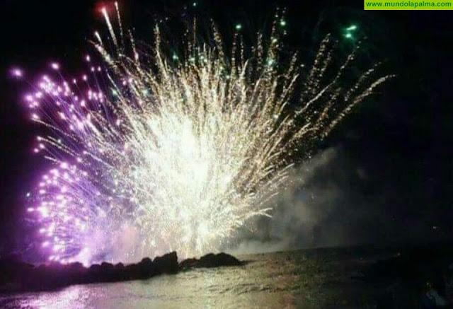 Los fuegos acuáticos vuelven a brillar este fin de semana en la Salemera