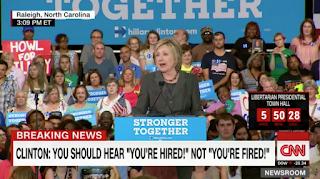 Hillary Clinton: Donald Trump's Lies 'Outlandish'
