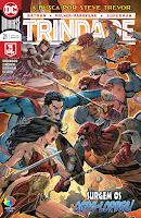 DC Renascimento: Trindade #21