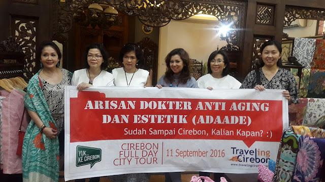 Wisata Belanja di Kampung Batik Trusmi