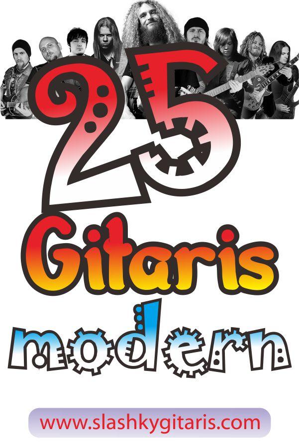 Gitaris, gitaris modern, slashky gitaris, www.slashkygitaris.com