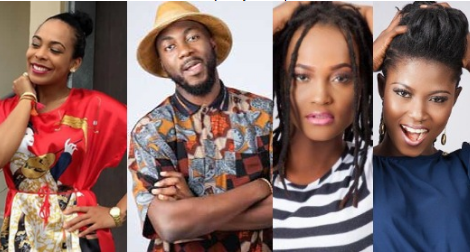 Big Brother Naija; TBoss, Marvis, Debbie-Rise, and Ballly up for evictionCROWD24NG