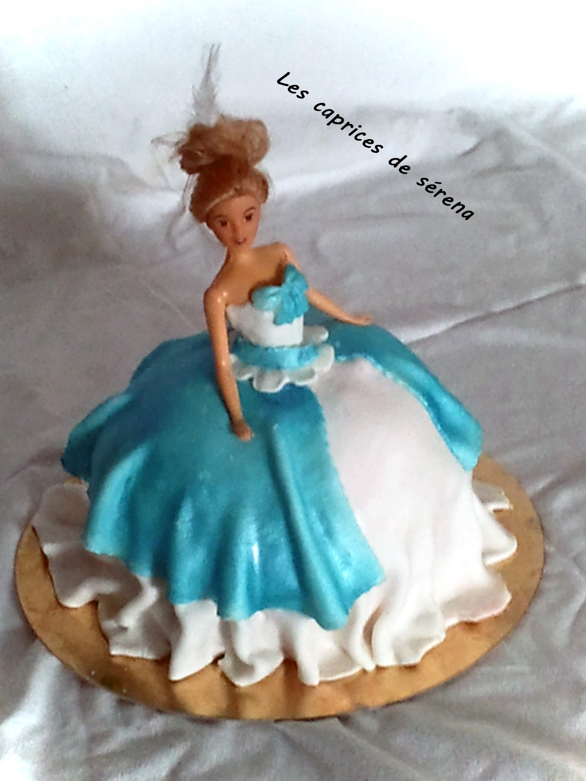 Decoration Gateau Barbie Les Caprices De Serena: Juin 2012