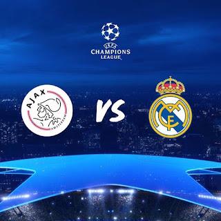 Аякс – Реал Мадрид прямая трансляция онлайн 13/02 в 23:00 по МСК.