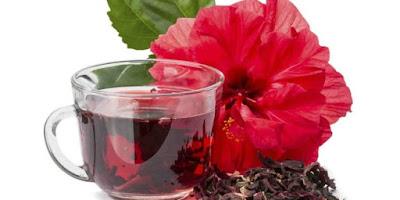 Como ayuda la flor de Jamaica a adelgazar