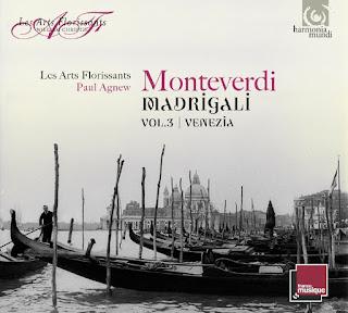 Monteverdi Magrigals: volume 3 Venezia
