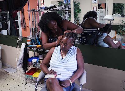 black atlanta hair salons