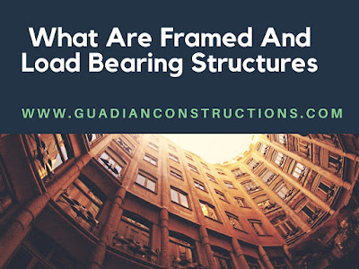 what are load bearing structures