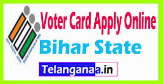 How to Register New Voter Id in Bihar CEO Official Online