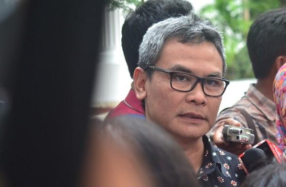 PA 212 Sebut Jokowi Tak Berterima Kasih, Ini Respons Istana