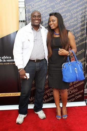 8 Photos: Celebs step out for Future Africa Awards Nominees Reception